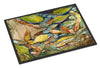 Jubilee Blue Crab Indoor or Outdoor Mat 24x36 JMK1102JMAT - the-store.com