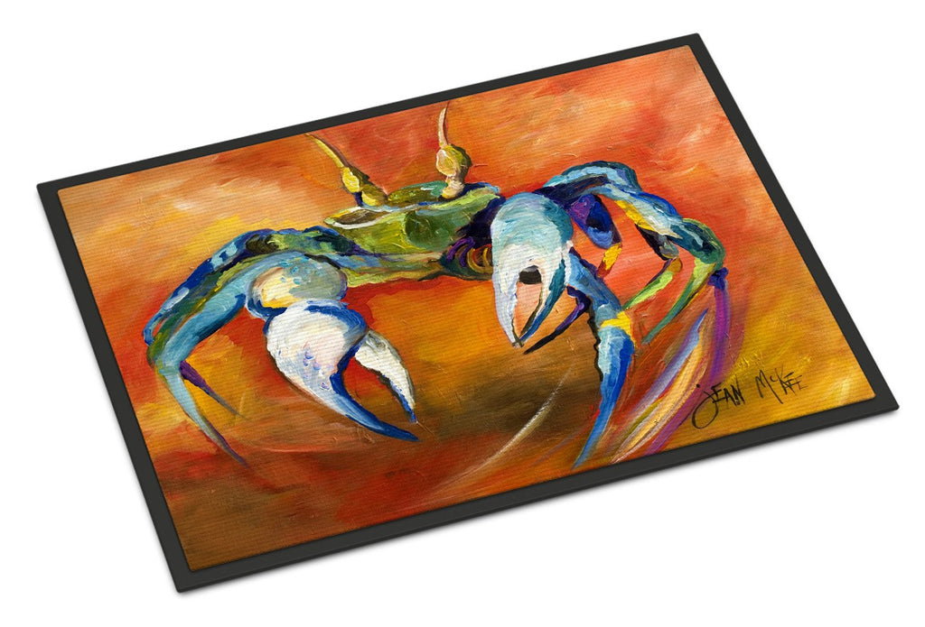 Buy this Blue Crab Indoor or Outdoor Mat 18x27 JMK1110MAT