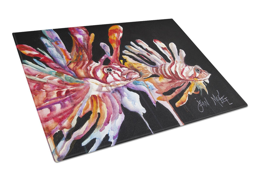 Buy this Lionfish Glass Cutting Board Large JMK1114LCB