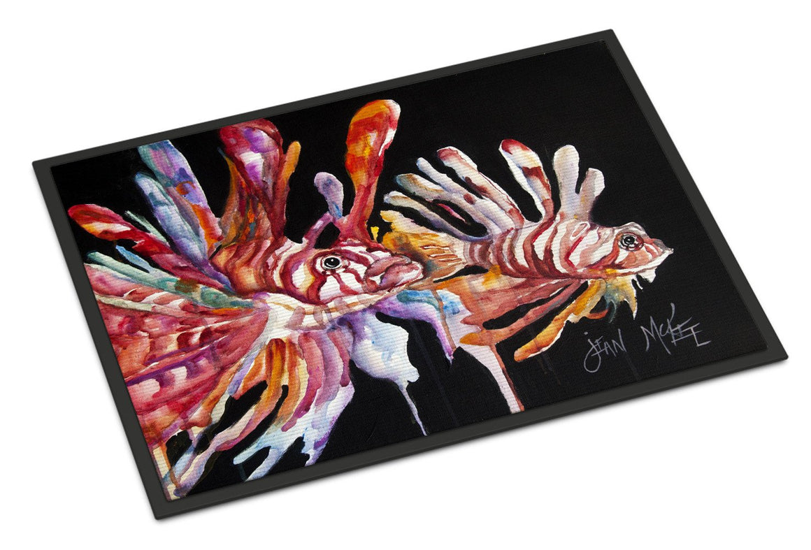 Buy this Lionfish Indoor or Outdoor Mat 18x27 JMK1114MAT