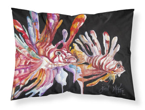 Buy this Lionfish Fabric Standard Pillowcase JMK1114PILLOWCASE