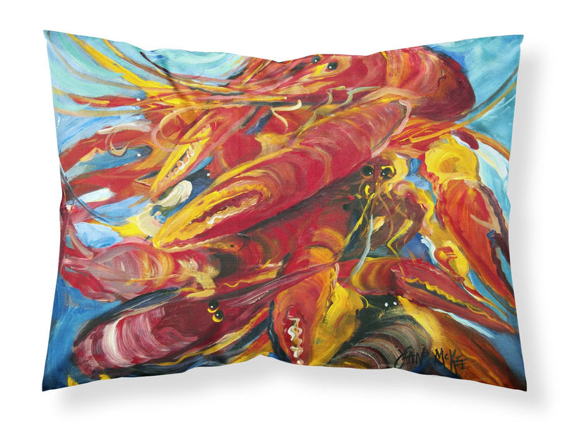 Buy this Crawfish Fabric Standard Pillowcase JMK1117PILLOWCASE