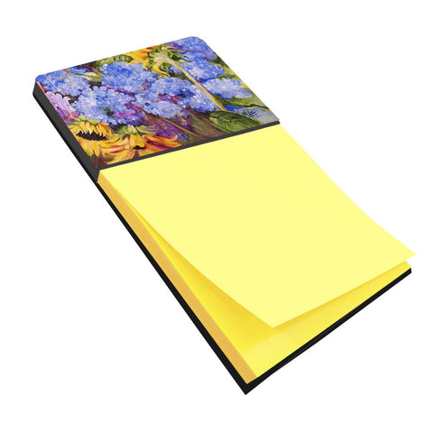 Buy this Hydrangeas and Sunflowers Sticky Note Holder JMK1119SN