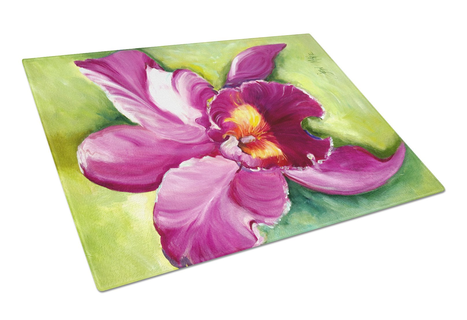 Buy this Orchid Glass Cutting Board Large JMK1120LCB