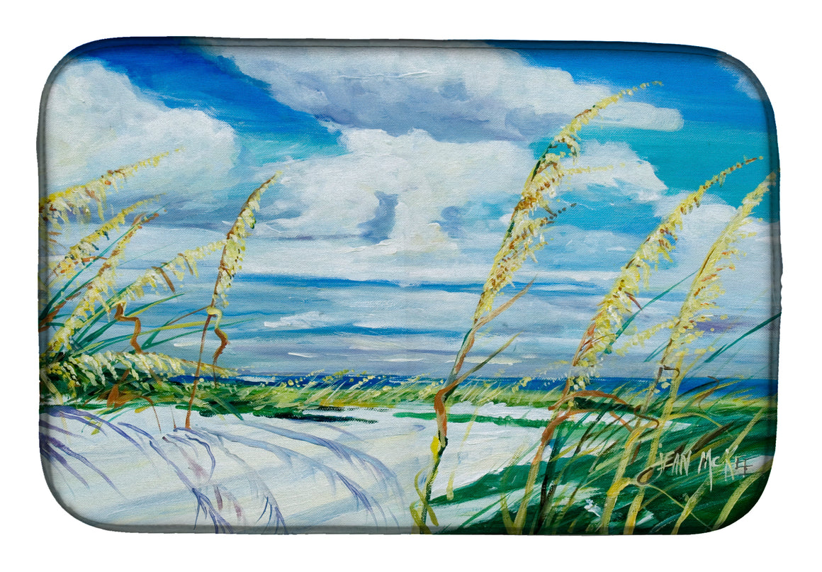 Buy this Sea Oats Dish Drying Mat JMK1123DDM