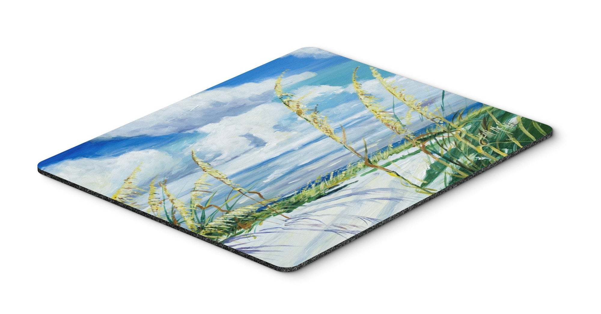Sea Oats Mouse Pad, Hot Pad or Trivet JMK1123MP by Caroline's Treasures