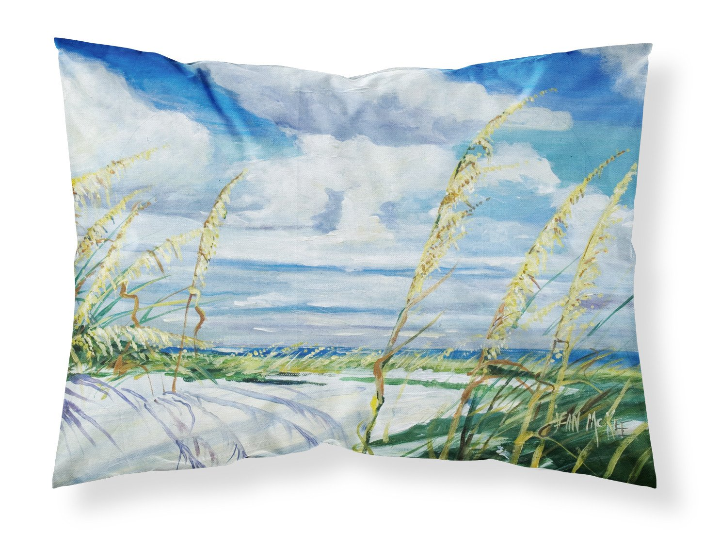 Buy this Sea Oats Fabric Standard Pillowcase JMK1123PILLOWCASE