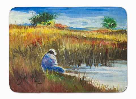 Buy this Fisherman on the Bank Machine Washable Memory Foam Mat JMK1125RUG