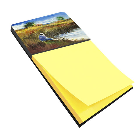 Buy this Fisherman on the Bank Sticky Note Holder JMK1125SN