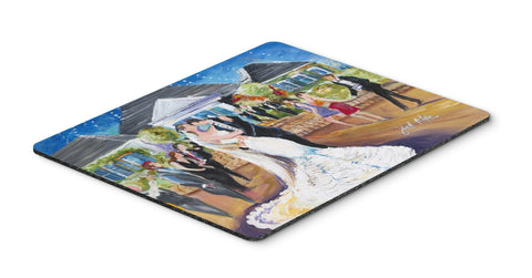 Buy this Our Wedding Day Mouse Pad, Hot Pad or Trivet JMK1127MP