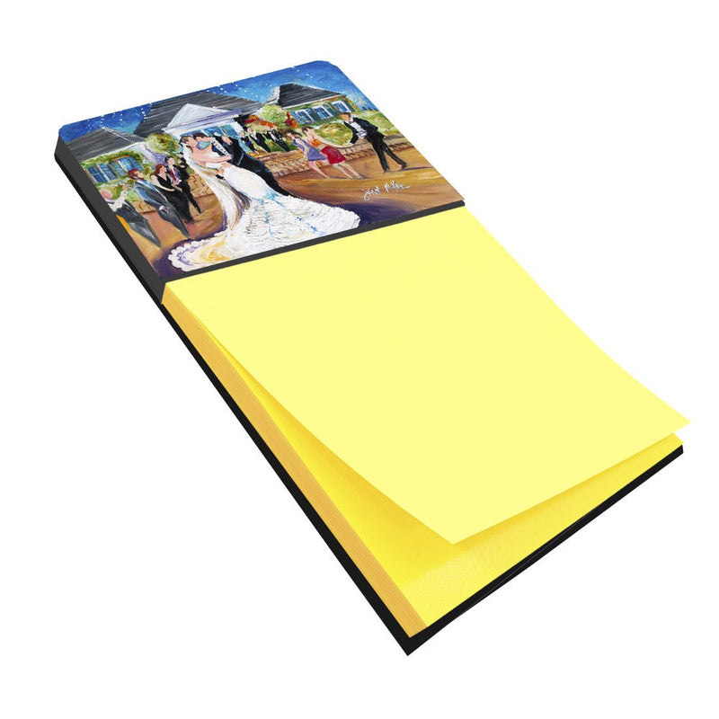 Buy this Our Wedding Day Sticky Note Holder JMK1127SN