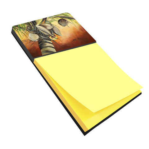 Buy this Coconut Tree Sticky Note Holder JMK1128SN