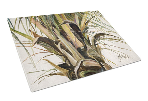 Buy this Top Coconut Tree Glass Cutting Board Large JMK1131LCB