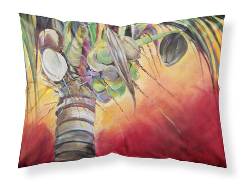 Buy this Sunset on the Coconut Tree Fabric Standard Pillowcase JMK1133PILLOWCASE