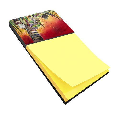 Buy this Sunset on the Coconut Tree Sticky Note Holder JMK1133SN