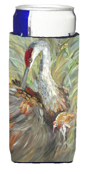 Buy this Sandhill Crane with baby Ultra Beverage Insulators for slim cans JMK1143MUK