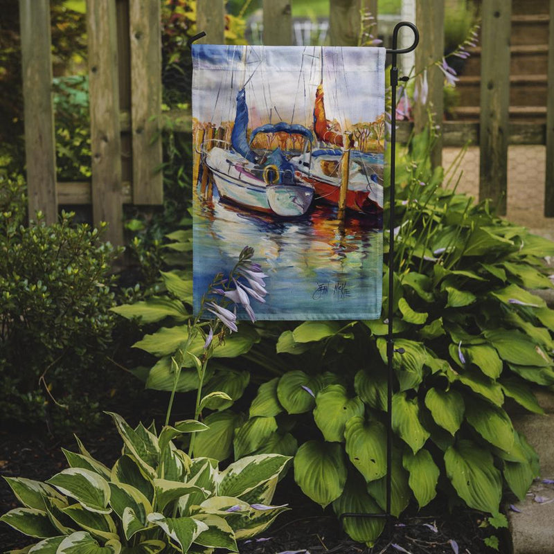 Buy this Mississippi Sailboats Flag Garden Size JMK1158GF