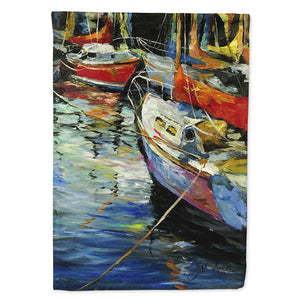 Buy this Boat Talk Sailboats Flag Garden Size
