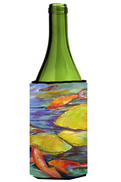 Buy this Koi Wine Bottle Beverage Insulator Hugger JMK1169LITERK