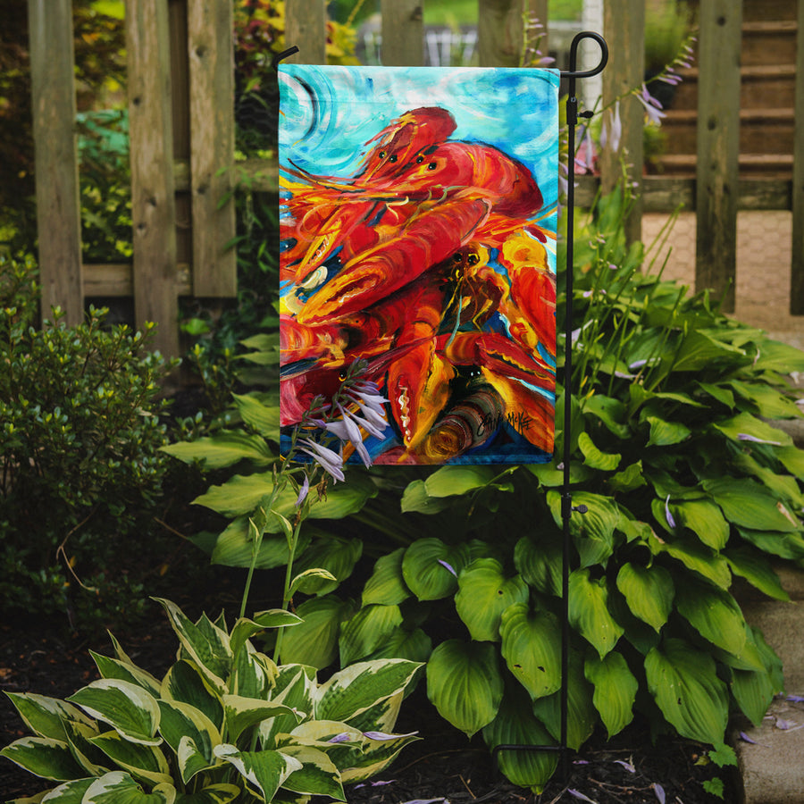 Buy this Crawfish Flag Garden Size JMK1171GF