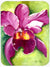 Buy this Orchid Glass Cutting Board Large JMK1176LCB