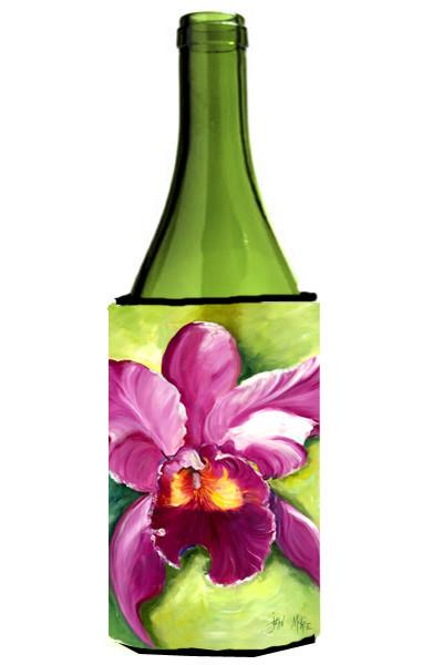 Buy this Orchid Wine Bottle Beverage Insulator Hugger JMK1176LITERK