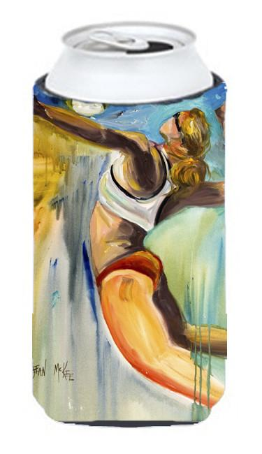 Beach Volleyball Tall Boy Beverage Insulator Hugger JMK1178TBC by Caroline's Treasures