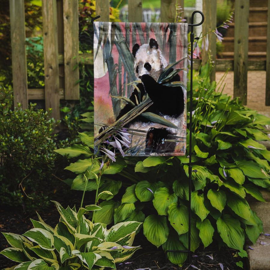 Buy this Giant Panda Flag Garden Size JMK1190GF