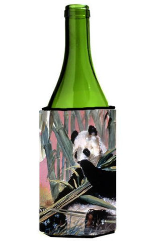 Buy this Giant Panda Wine Bottle Beverage Insulator Hugger JMK1190LITERK