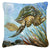 Buy this Loggerhead Sea Turtle Canvas Fabric Decorative Pillow