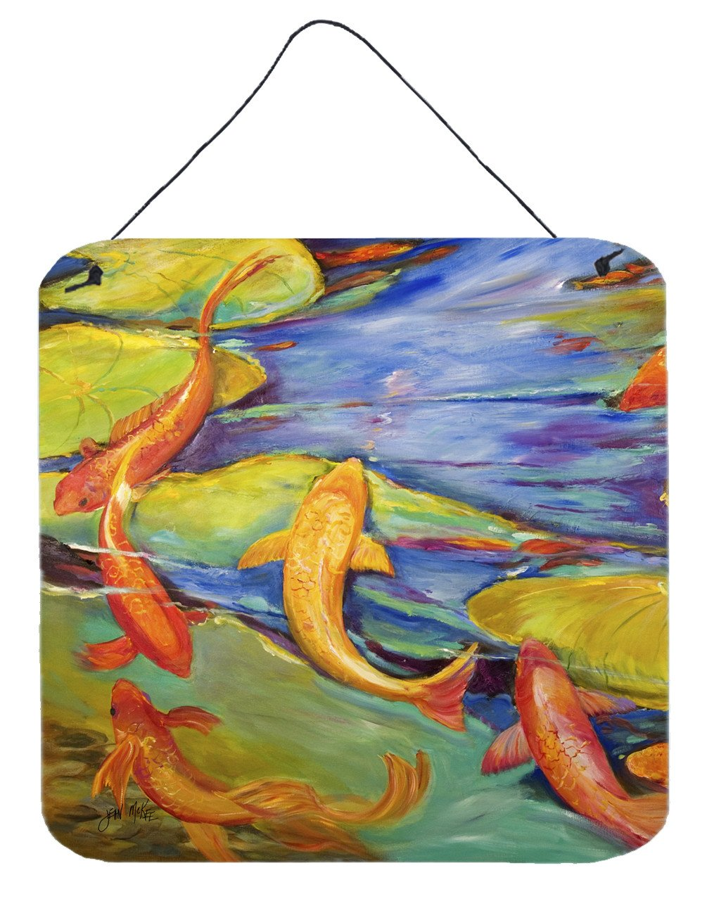 Buy this Koi Wall or Door Hanging Prints JMK1263DS66