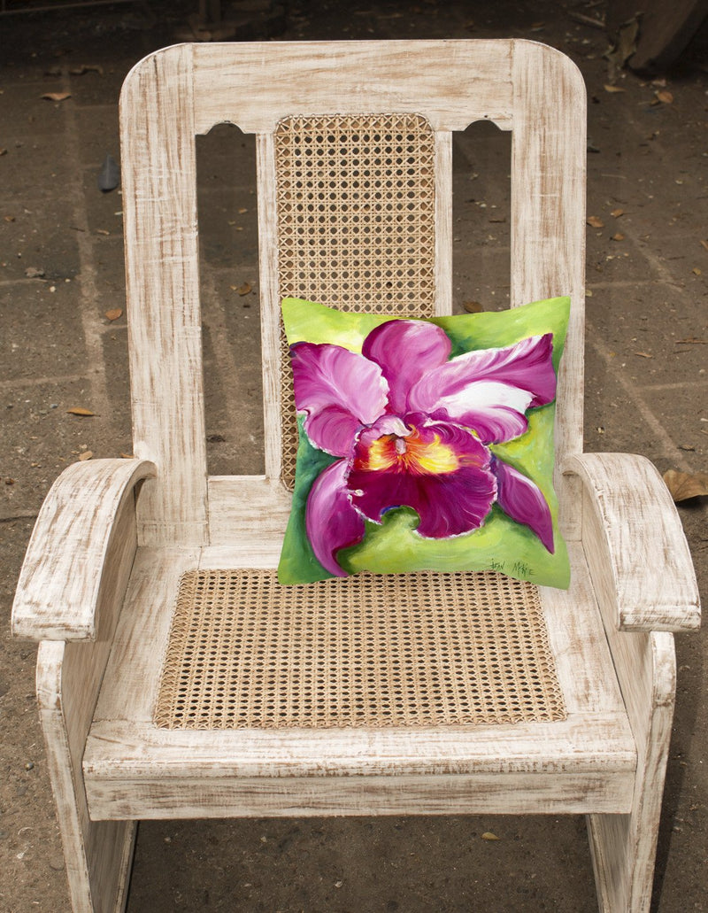 Buy this Orchid Canvas Fabric Decorative Pillow JMK1270PW1414