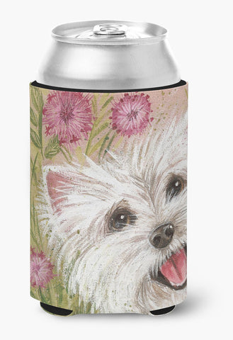 Buy this Westie by Judith Yates Can or Bottle Hugger JYJ0018CC