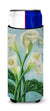 Arum Lilly by Judith Yates Ultra Beverage Insulators for slim cans JYJ0070MUK - the-store.com