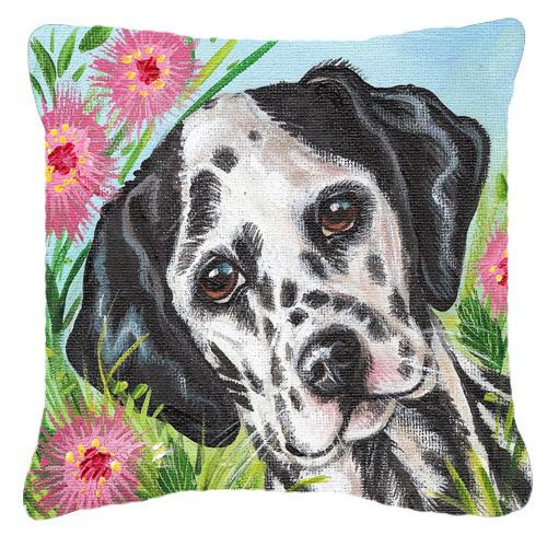 Buy this Dalmatian by Judith Yates Canvas Decorative Pillow