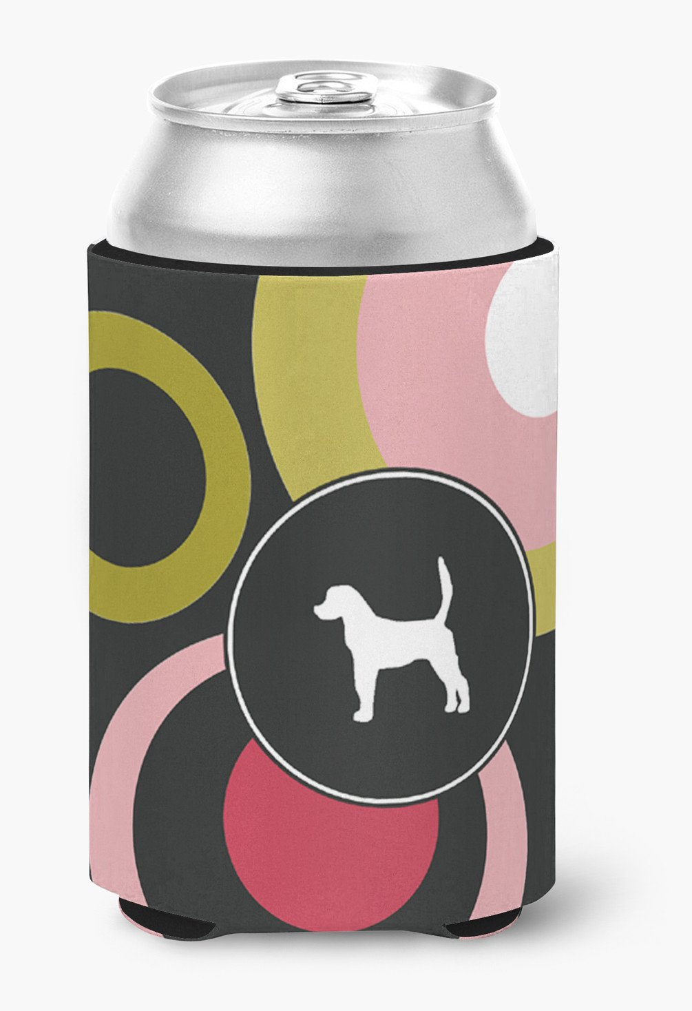 English Foxhound Can or Bottle Beverage Insulator Hugger by Caroline's Treasures