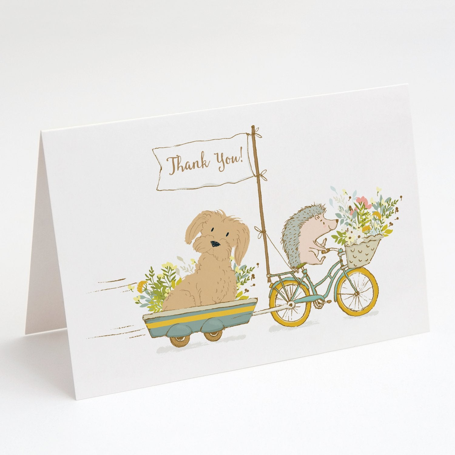 Buy this Maltese Brown Greeting Cards and Envelopes Pack of 8