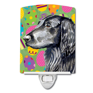 Buy this Flat Coated Retriever Easter Eggtravaganza Ceramic Night Light LH9411CNL