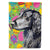 Buy this Flat Coated Retriever Easter Eggtravaganza Flag Garden Size