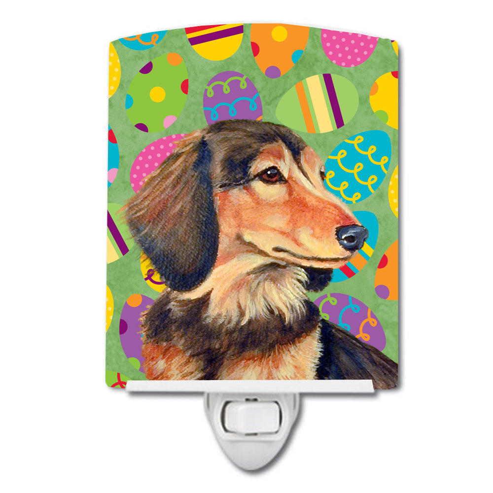 Buy this Dachshund Easter Eggtravaganza Ceramic Night Light LH9436CNL