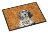 English Setter Wipe your Paws Indoor or Outdoor Mat 24x36 LH9446JMAT - the-store.com