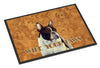 French Bulldog Wipe your Paws Indoor or Outdoor Mat 24x36 LH9454JMAT - the-store.com