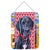 Buy this Black Great Dane Puppy Hearts Love and Valentine's Day Wall or Door Hanging Prints LH9565DS1216