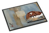 Japanese Chin Resting Indoor or Outdoor Mat 24x36 MH1010JMAT - the-store.com