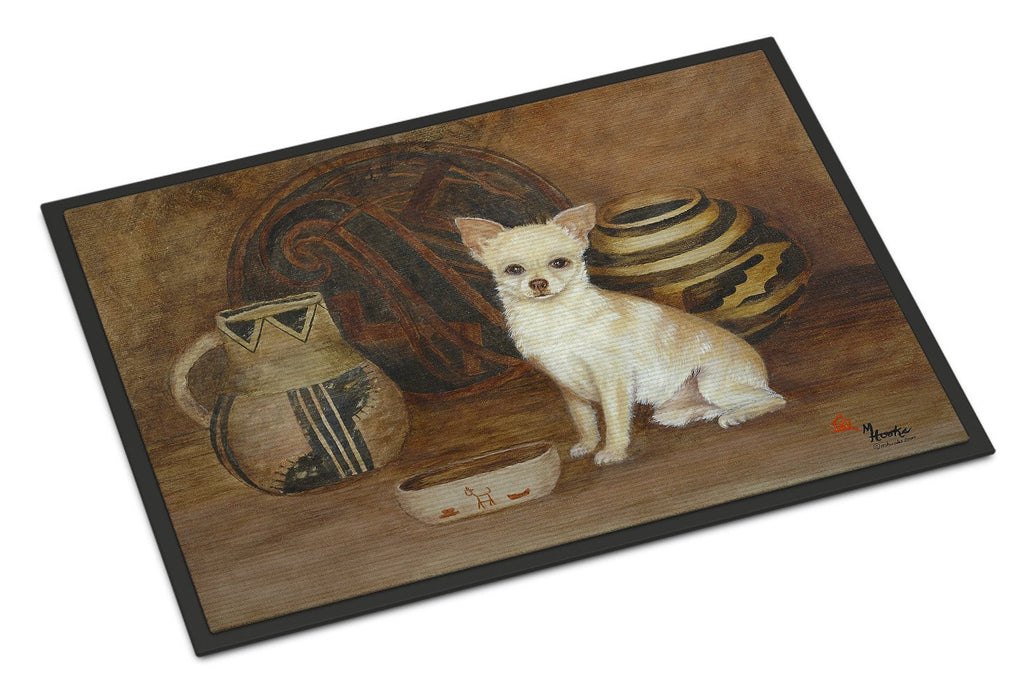 Buy this Chihuahua Ancient History Indoor or Outdoor Mat 24x36 MH1043JMAT