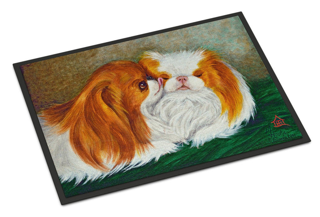 Buy this Japanese Chin Best Friends Indoor or Outdoor Mat 18x27 MH1045MAT