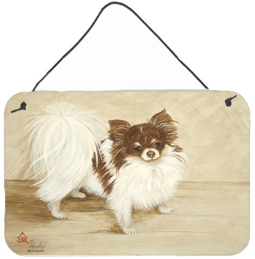 Chihuahua Favorite Flavors Wall or Door Hanging Prints MH1051DS812 by Caroline's Treasures