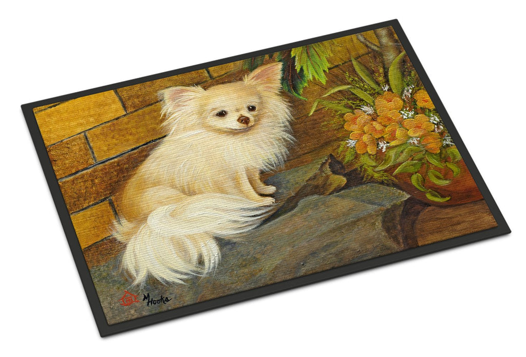Buy this Chihuahua Just Basking Indoor or Outdoor Mat 18x27 MH1053MAT