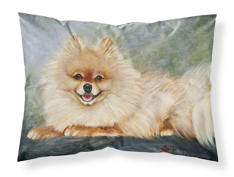 Buy this Pomeranian Full Body Fabric Standard Pillowcase MH1055PILLOWCASE