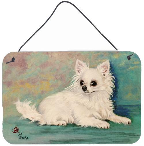 Chihuahua Queen Mother Wall or Door Hanging Prints MH1057DS812 by Caroline's Treasures